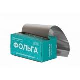 Фольга 18мкр 100м серебро Чистовье с коробкой