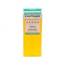 Сахарная паста мягкая Saona Cosmetics, картридж, 110 гр