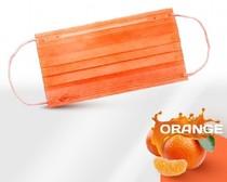Маска оранжевая Sense 100 шт