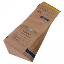 Крафт-пакеты коричневые 75х150, 100 шт
