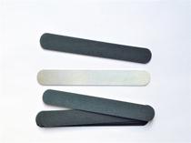Пилочка-основа из хирургической стали СРЕДНЯЯ 18 мм/130 мм