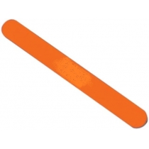 Пилка одноразовая оранжевая, 120 грит