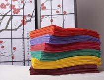 Простыни ЛЮКС 200х90, спанбонд, цвет бордо, 10 шт