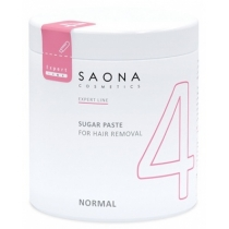 Сахарная паста №4 Нормальная Saona cosmetics