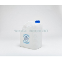 Гель для УЗИ бесцветный средней вязкости, 5 л