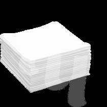Салфетка 20*20 Cotto сложение, 100 шт