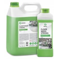 """Щелочное средство для мытья пола """"Floor wash strong"""" 5 л"""
