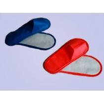 Тапочки на жесткой нескользящей подошве арт. Т-4030 размер 43-44 цвет СИНИЙ