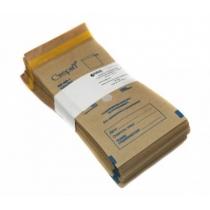 Крафт-пакеты коричневые 100х250, 100 шт