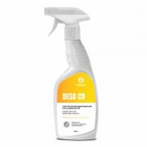 Дезинфекция DESO C9 600 мл триггер