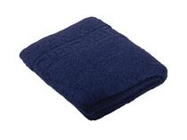 Полотенце Махровое 50*90 темно синее