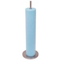 Простыня SMS 80х200 СТАНДАРТ рулон с перфорацией голубой, 100 шт