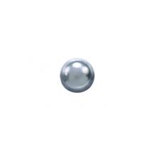 Серьги шарики без покрытия