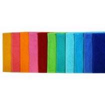 Салфетка 30х30 махровая, цвета в ассортименте