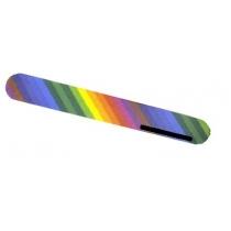 Пилка маникюрная разноцветная одноразовая